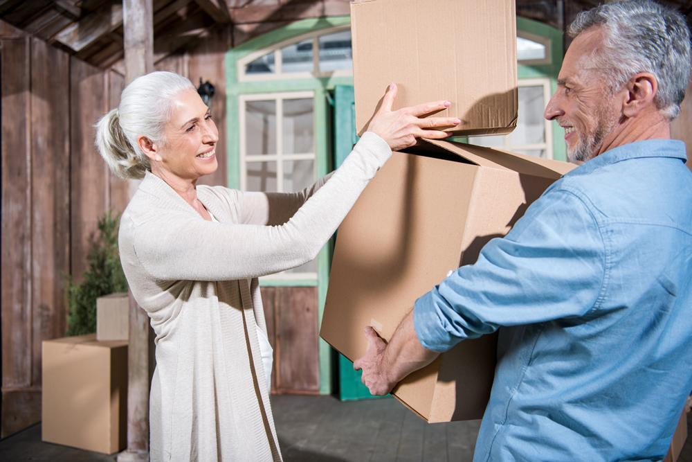 Michigan Seniors Real Estate Agent Gives Downsizing Tips for Seniors